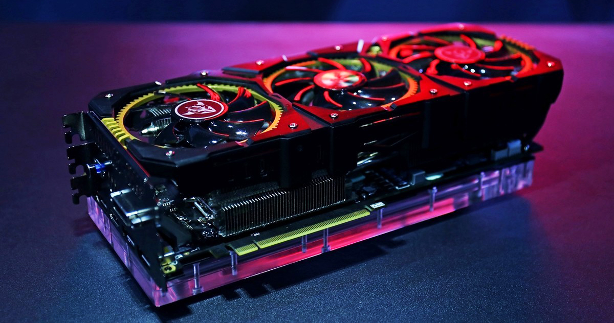 Photo of הכירו את ה-GeForce GTX 1080 המפלצתי ביותר בסביבה