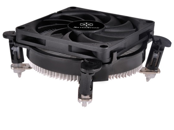 Photo of SilverStone's new heat sink is probably the thinnest in the entire world