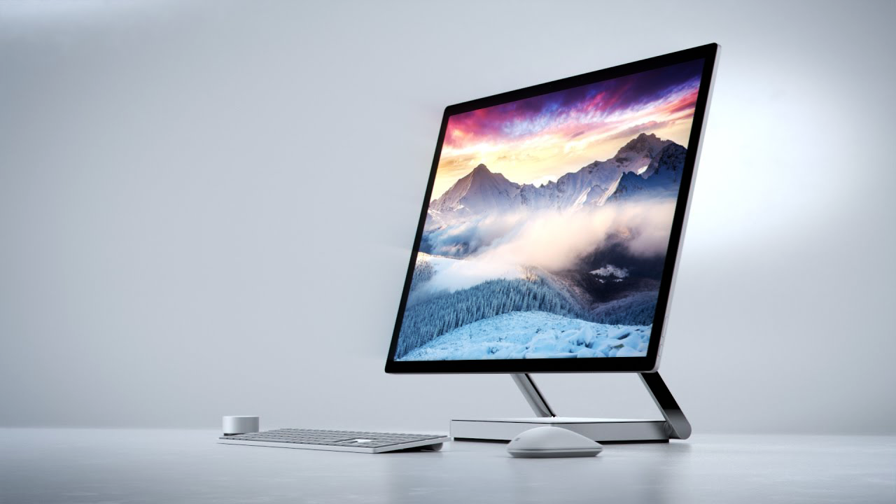 Photo of Surface Studio, Microsoft's most prestigious hit