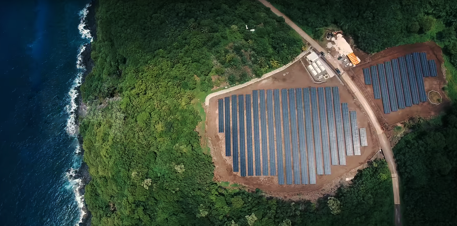 Photo of Tesla presents: An entire island that is fully fed by solar energy
