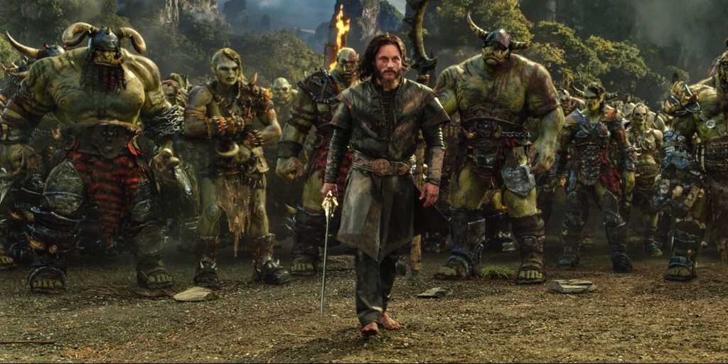 Warcraft איכזב בקופות הקולנוע, אבל דווקא הפך ללהיט אצל אלה שלא משלמים