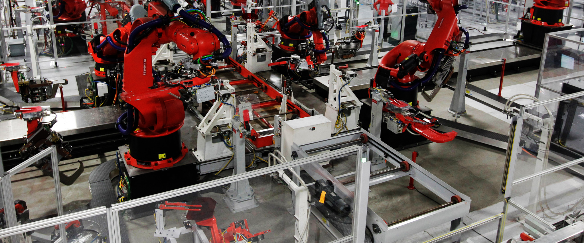 Photo of the largest electronics manufacturer wants to replace most of its employees with robots