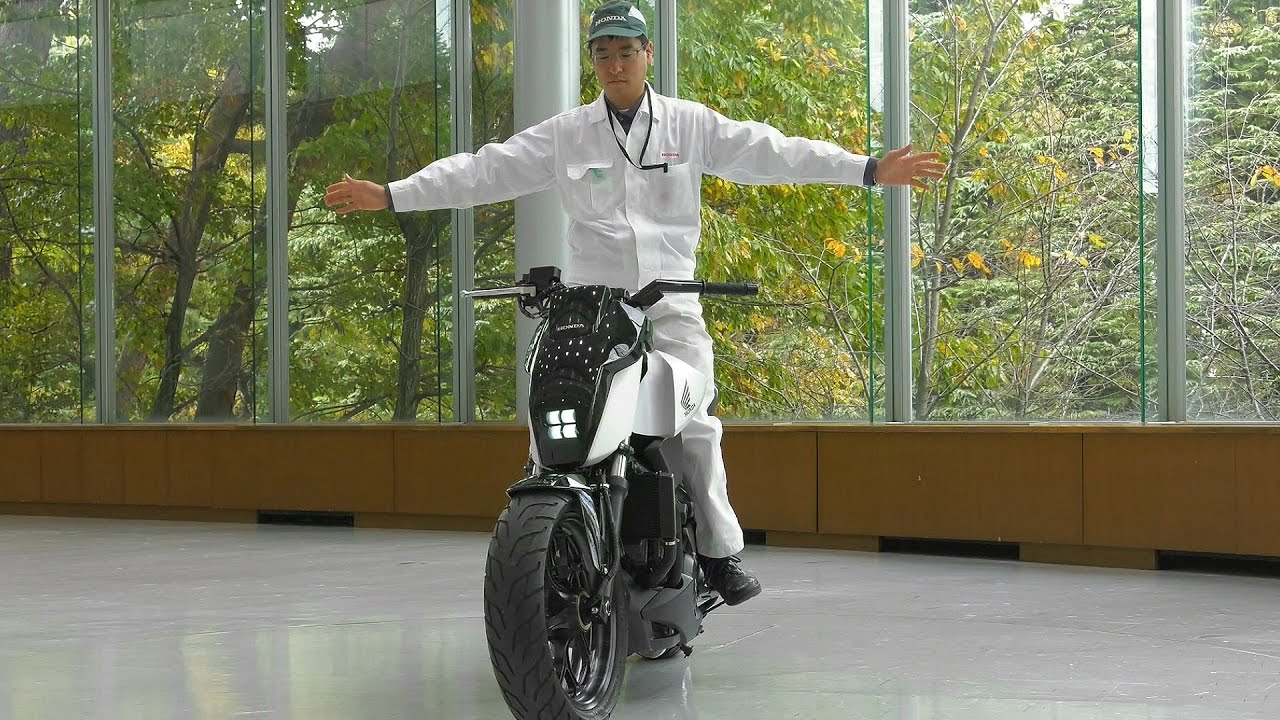 Photo of Honda's amazing motorcycle will come to you alone and also maintain stability in every situation