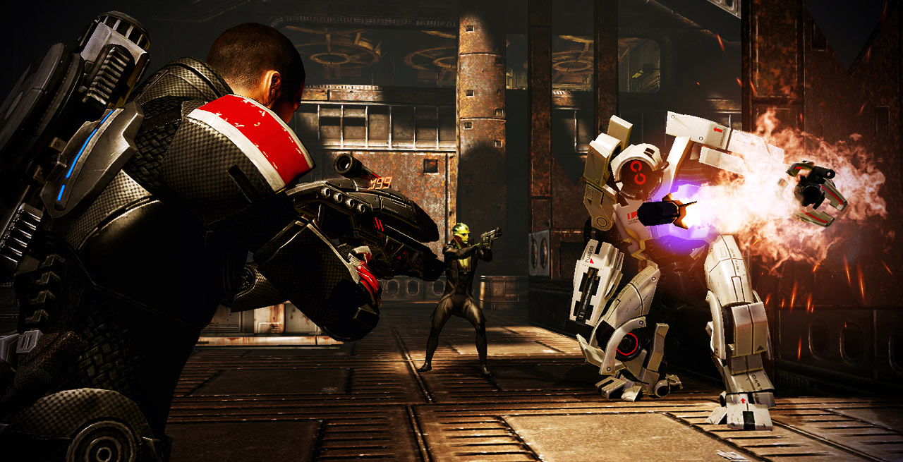 Photo of New Year's Gift: Mass Effect 2 is free for everyone