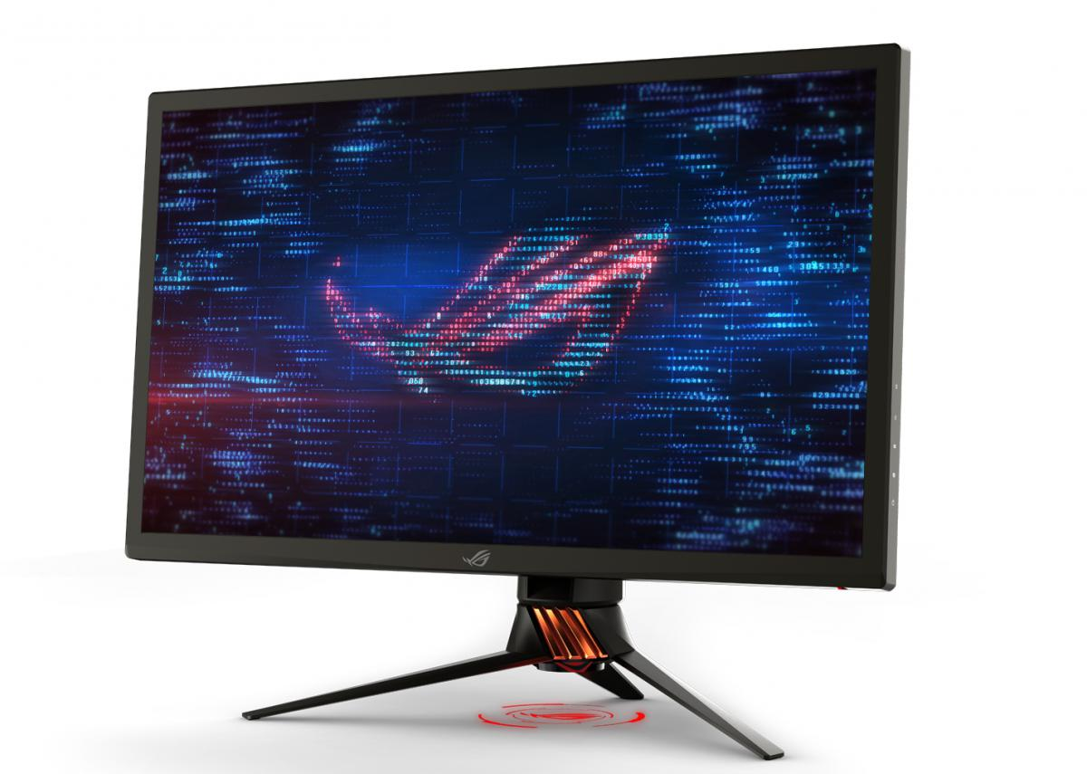 Photo of Gamer Fantasy: Asus presents an Ultra HD screen with everything we've ever asked for