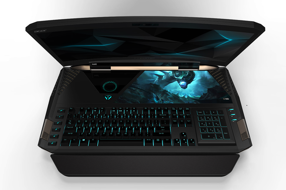 Photo of this is already overstated: This monstrous laptop will be offered at the price of a second-hand car