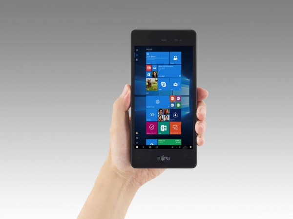 Photo of This is probably the smallest full Windows tablet on the market