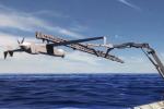 צפו: הטכנולוגיה שתופסת מטוסים בלתי מאויישים באוויר