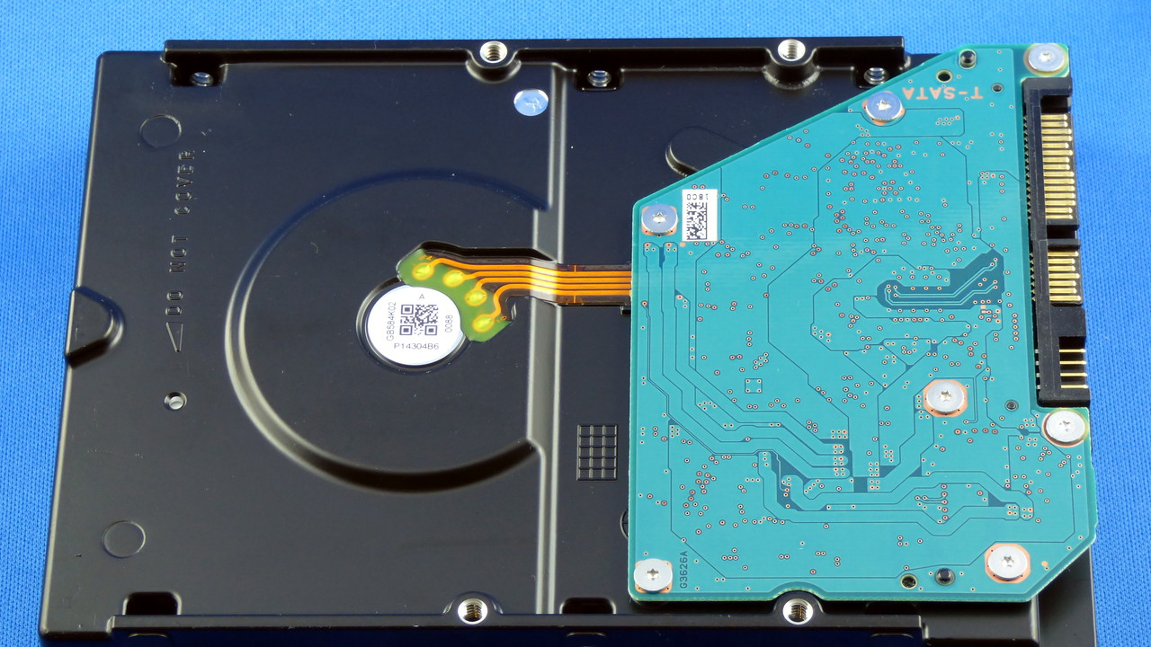 Photo of There's Still Hope: Toshiba Launches New Family of Hard Drives