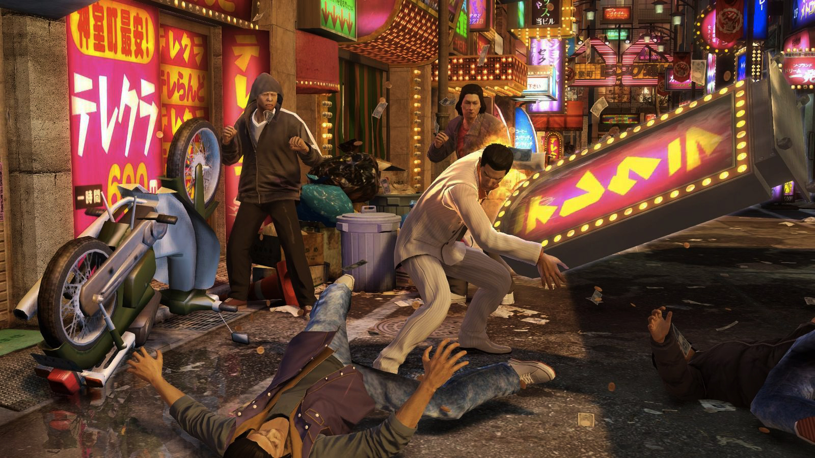 Photo of Unlike any other game: Yakuza 0 in review