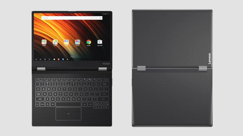 Photo of Lenovo launches a particularly cheap model for its most unique mobile