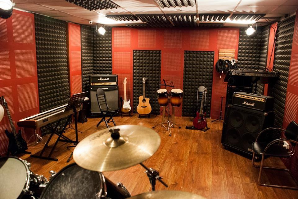 צילום קליפ באולפן