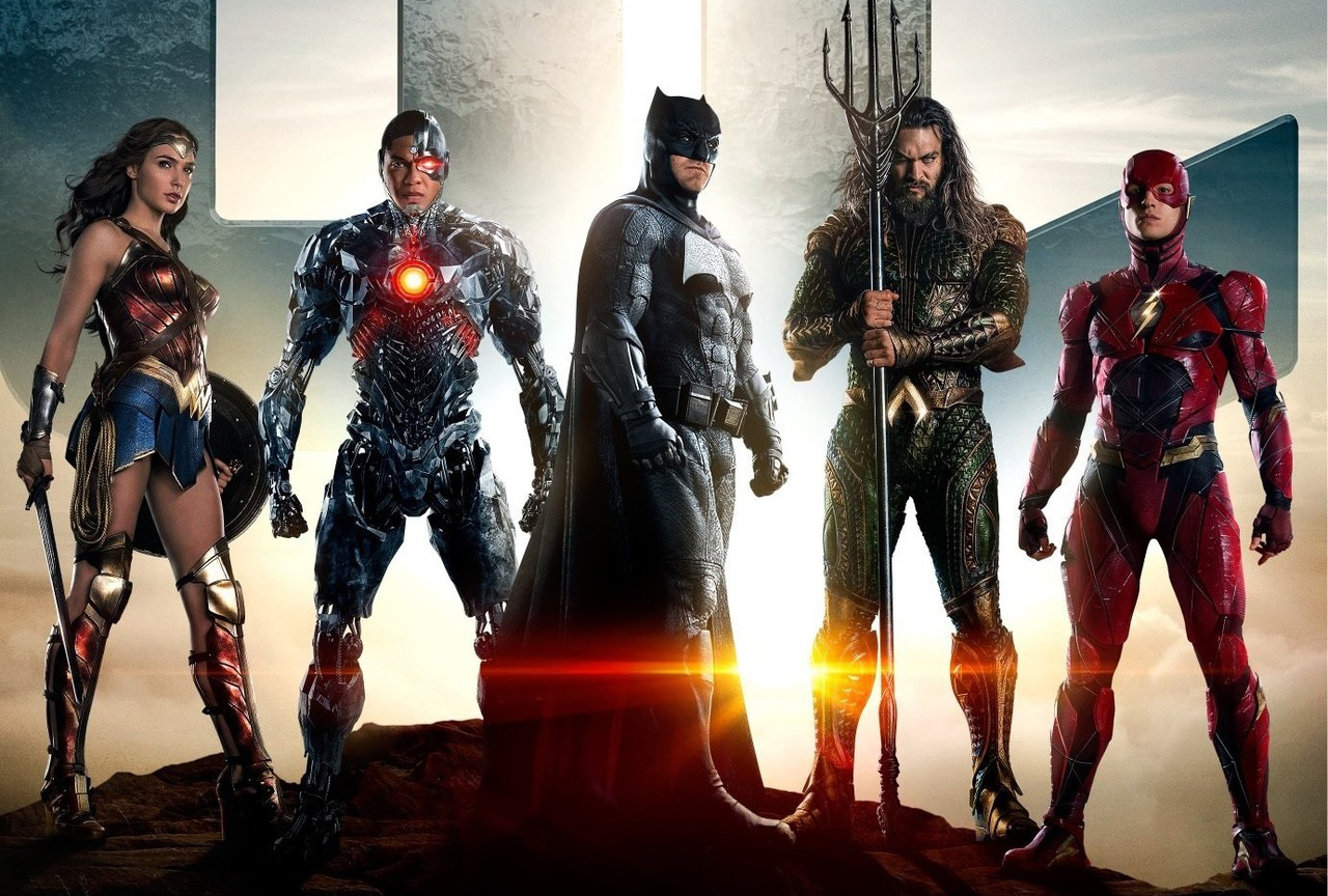 Photo of the big hit of winter? The Justice League movie trailer has been revealed