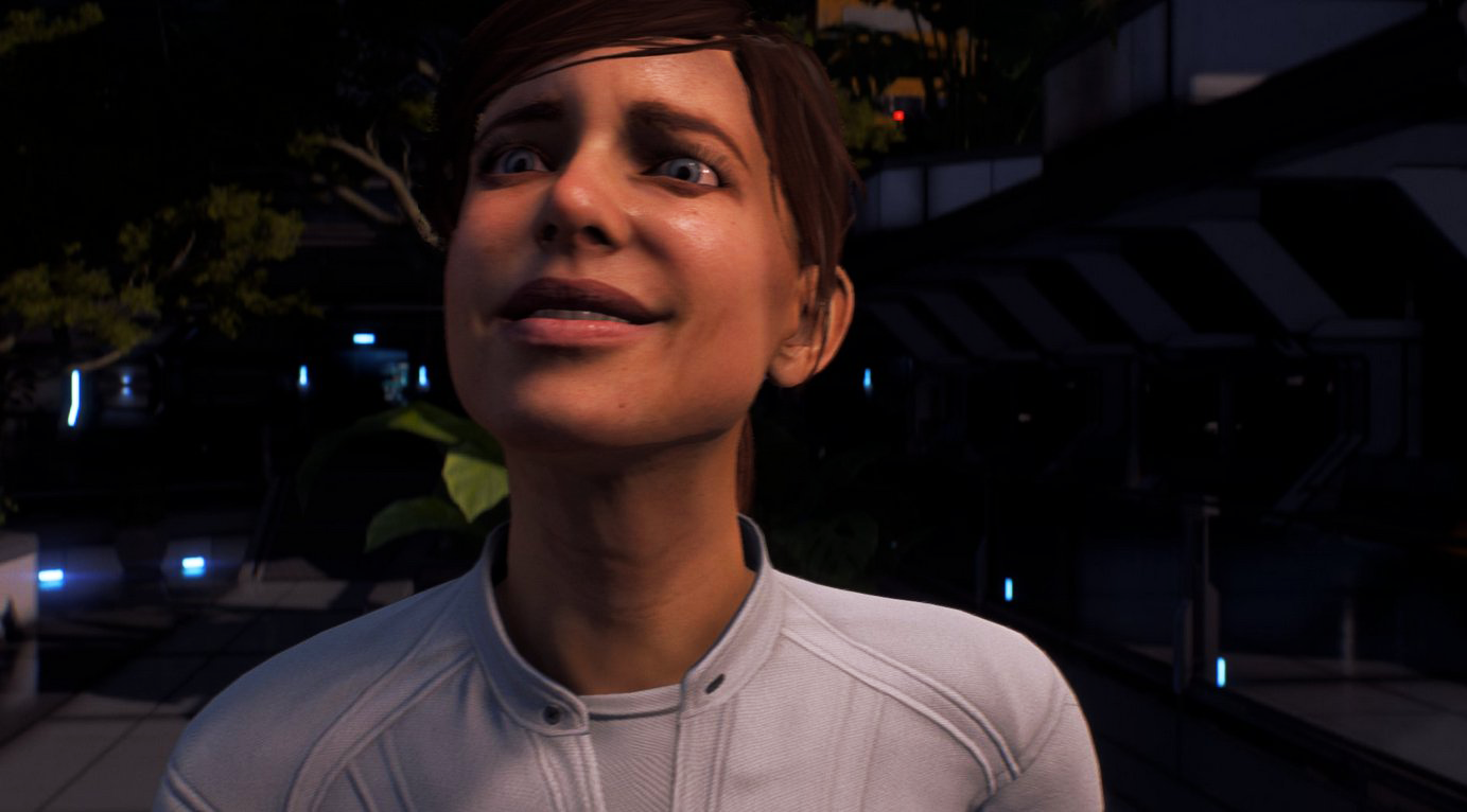 Photo of the network makes fun of Mass Effect: Andromeda