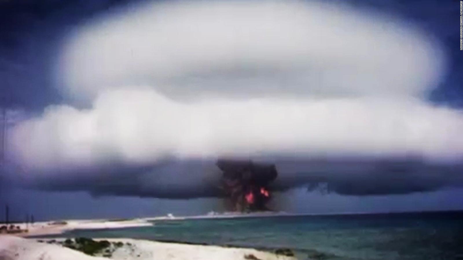 Photo of מחריד ומרתק: צפו בתיעודי וידאו של ניסויים גרעיניים אשר נחשף לראשונה