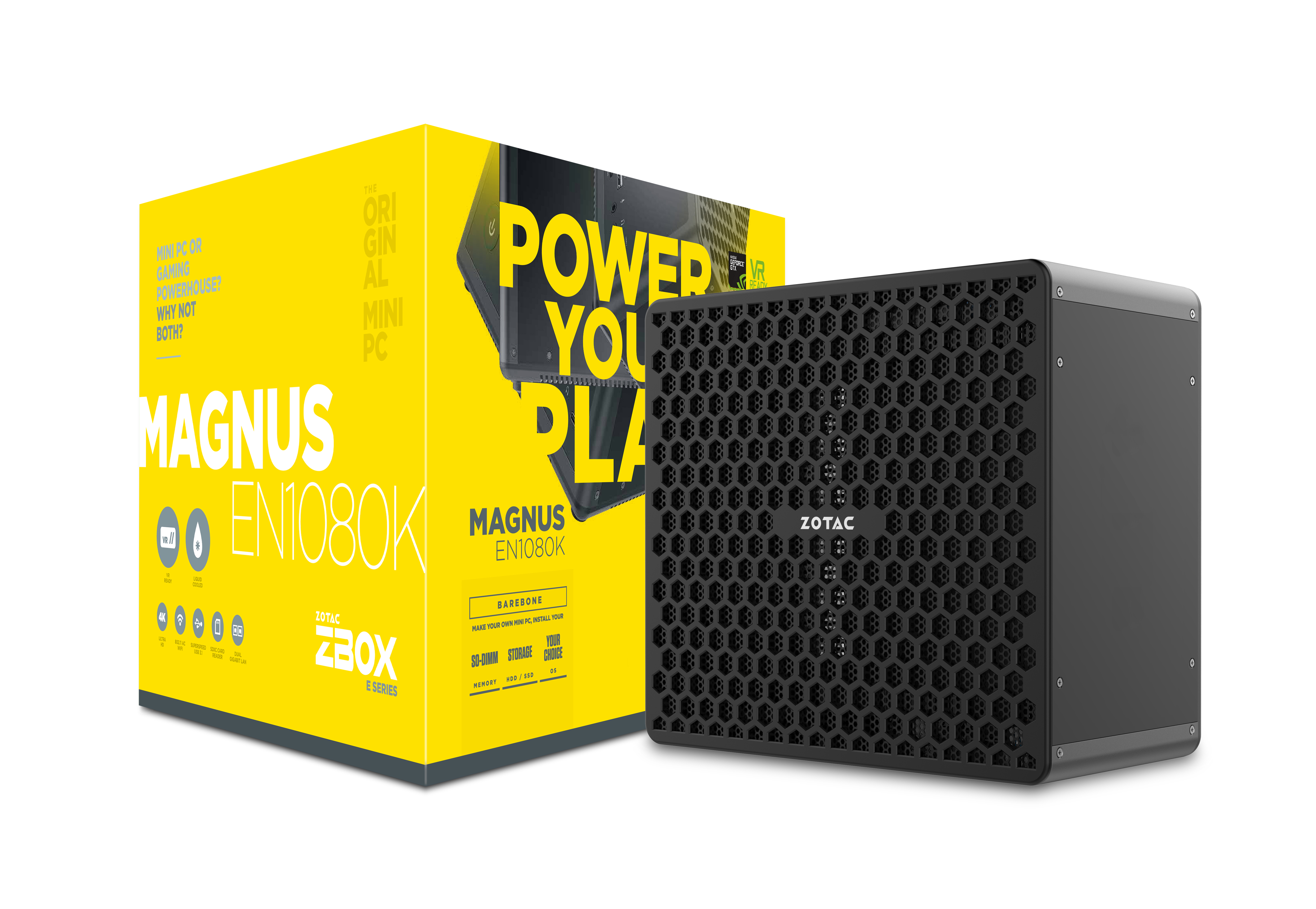 Photo of Zotac is upgrading its compact computers