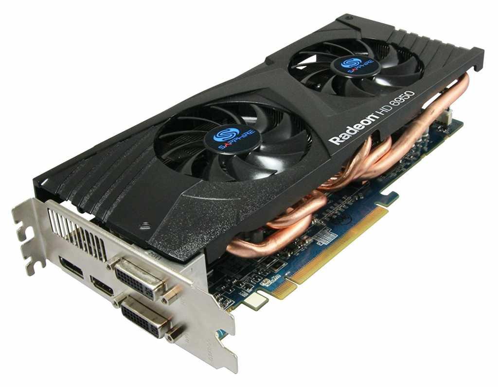 חדשות Hd: Sapphire Radeon HD 6950 2GB • HWzone