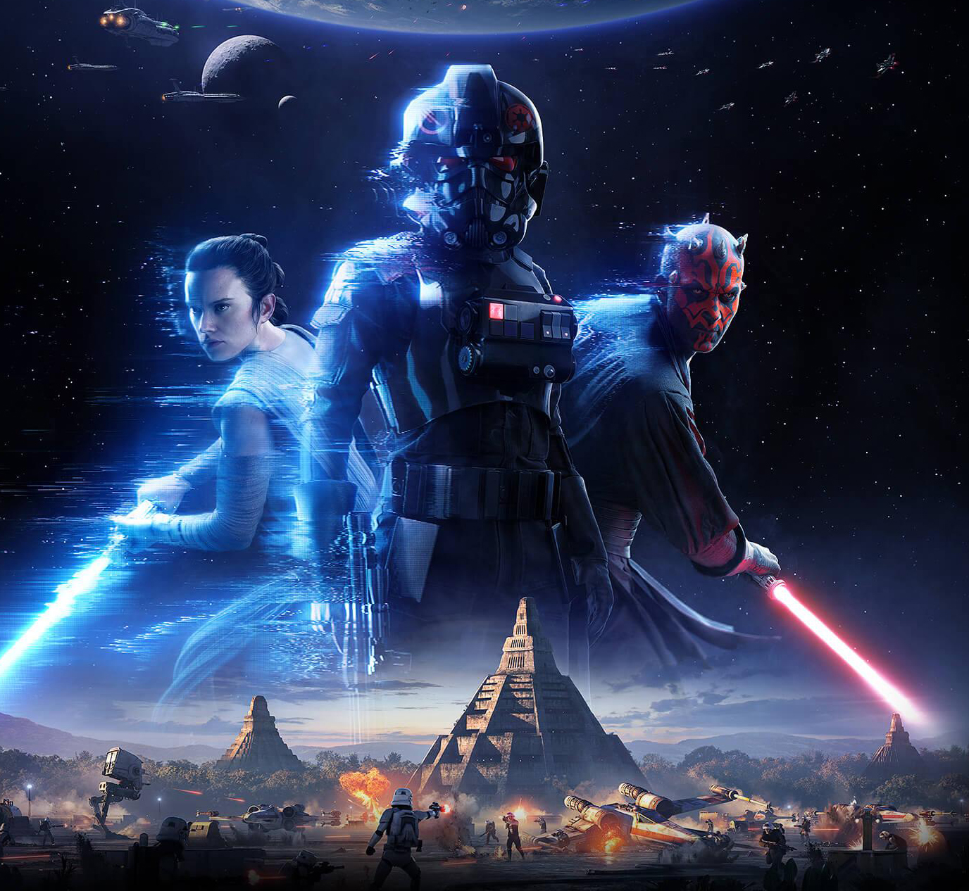 Photo of Free It All Alone: Star Wars Battlefront 2 Revealed