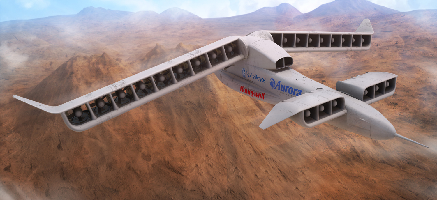 Photo of Watch: The new DARPA agency blurs the line between aircraft, helicopter and glider