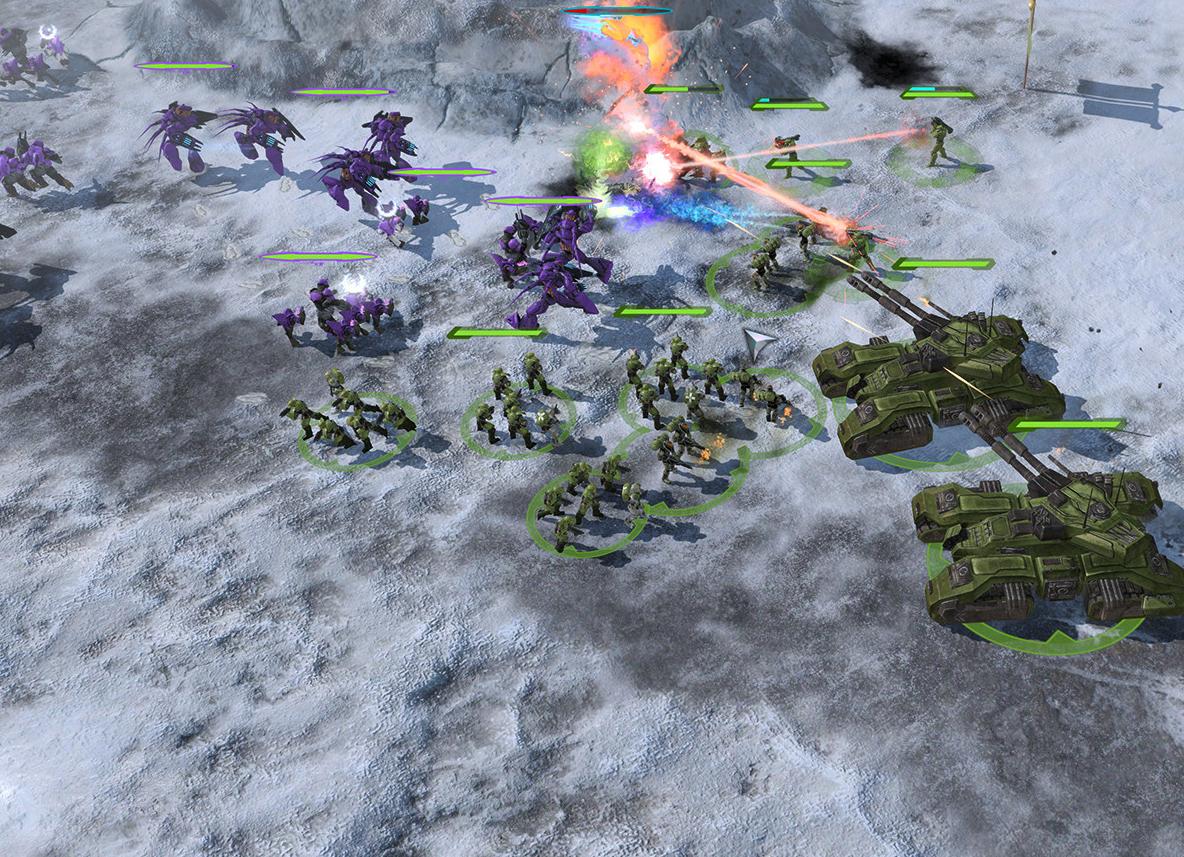 Photo of צפו: משחק האסטרטגיה של סדרת Halo נוחת ב-Steam