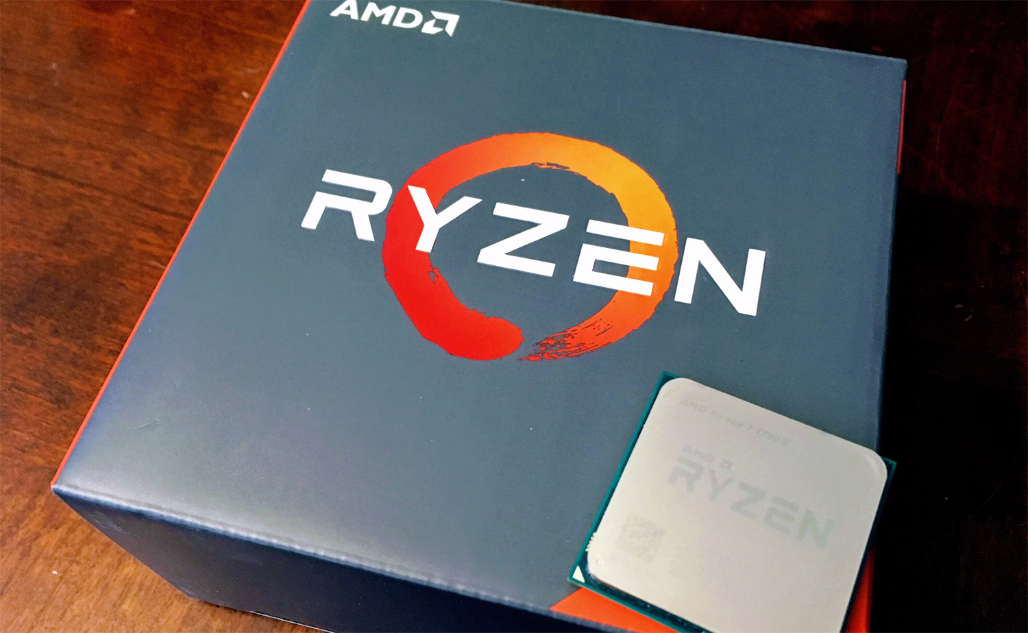 Photo of First Details on Ryzen 3, courtesy of ASrock