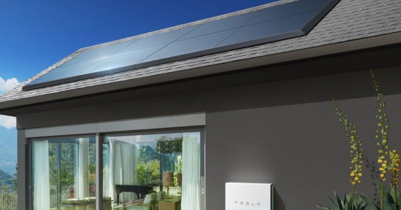 Photo of Tesla continues to provide us with interesting solar products