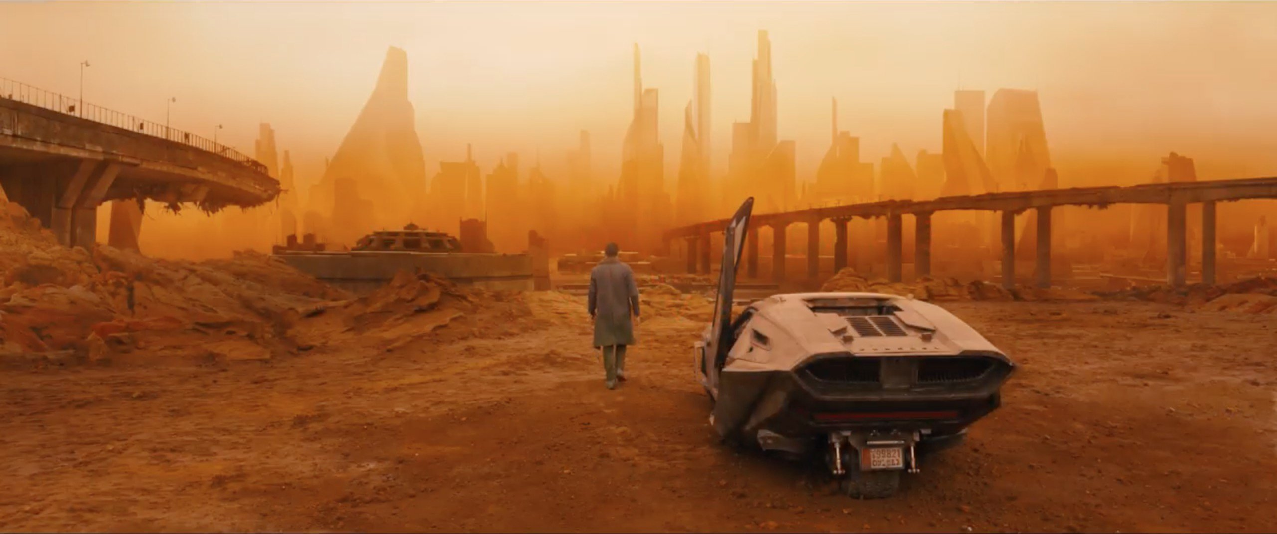 Photo of Once Upon a Time in 35 Year: First Trailer for Blade Runner 2049