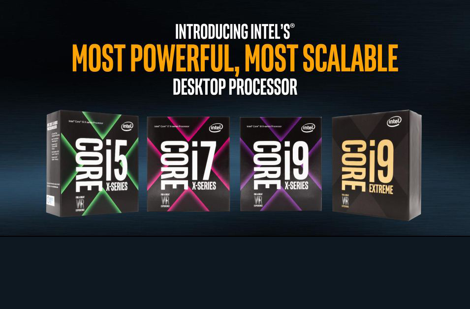 Photo of Dawn of a New Day: Skylake-X is already here with an insane amount of processing cores