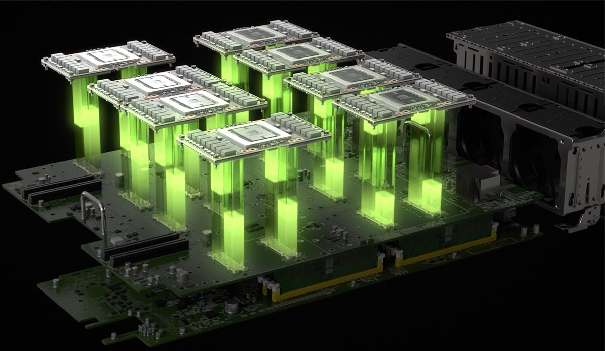 Photo of a monster that is difficult to describe: NVIDIA reveals its Volta core