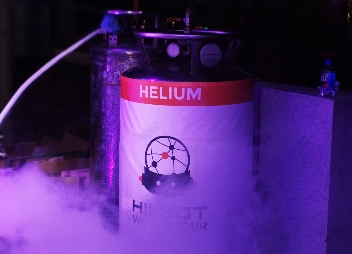 Photo of Thanks to Liquid Helium: Intel's New Highlights