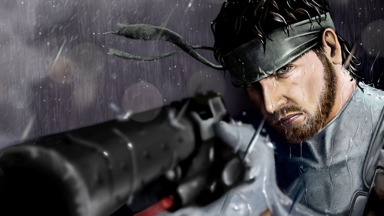 Photo of Finished Legend: The Story Behind Metal Gear Solid