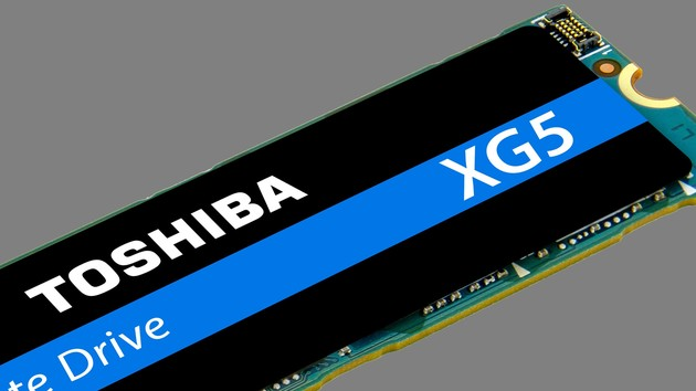 Photo of New Generation of 3D Chips: Toshiba Unveils New SSG XG5