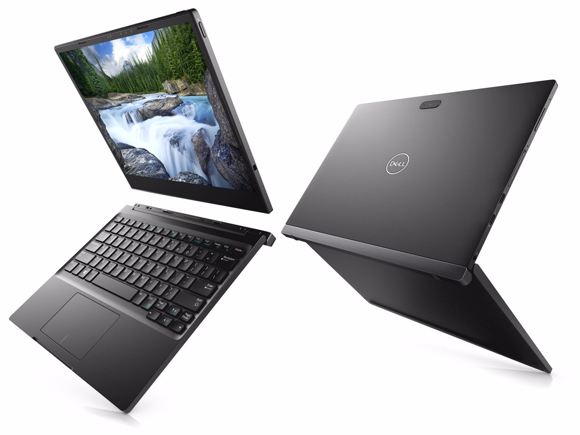 Photo of Dell launched the first laptop with wireless charging, but you won't want to buy it