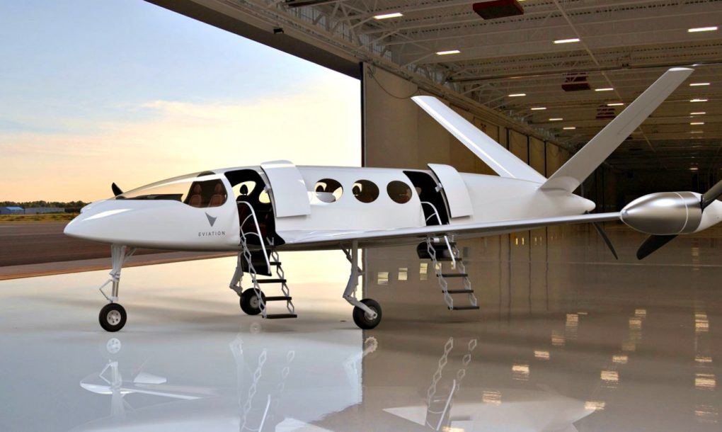 Photo of Israel electric plane that will pass nearly 1,000 miles in one charge
