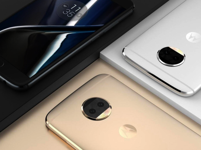 Photo of the metal going down to the people: New details on the Moto G5S Plus smartphone