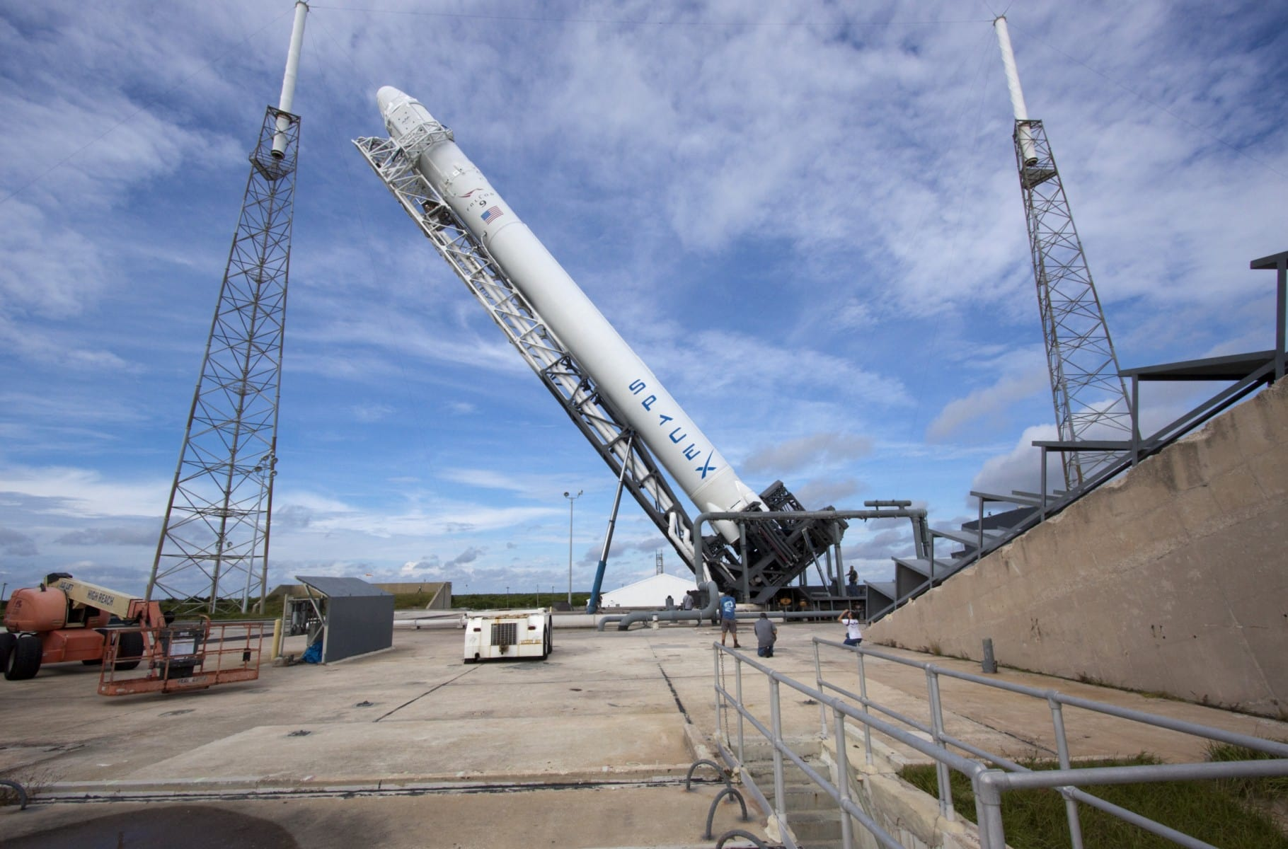 Photo of SpaceX's most powerful and advanced missile will launch at the end of the year