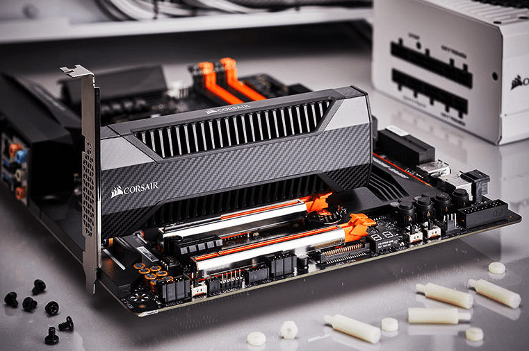 Photo of Corsair Musk's most advanced and expensive SSD drive
