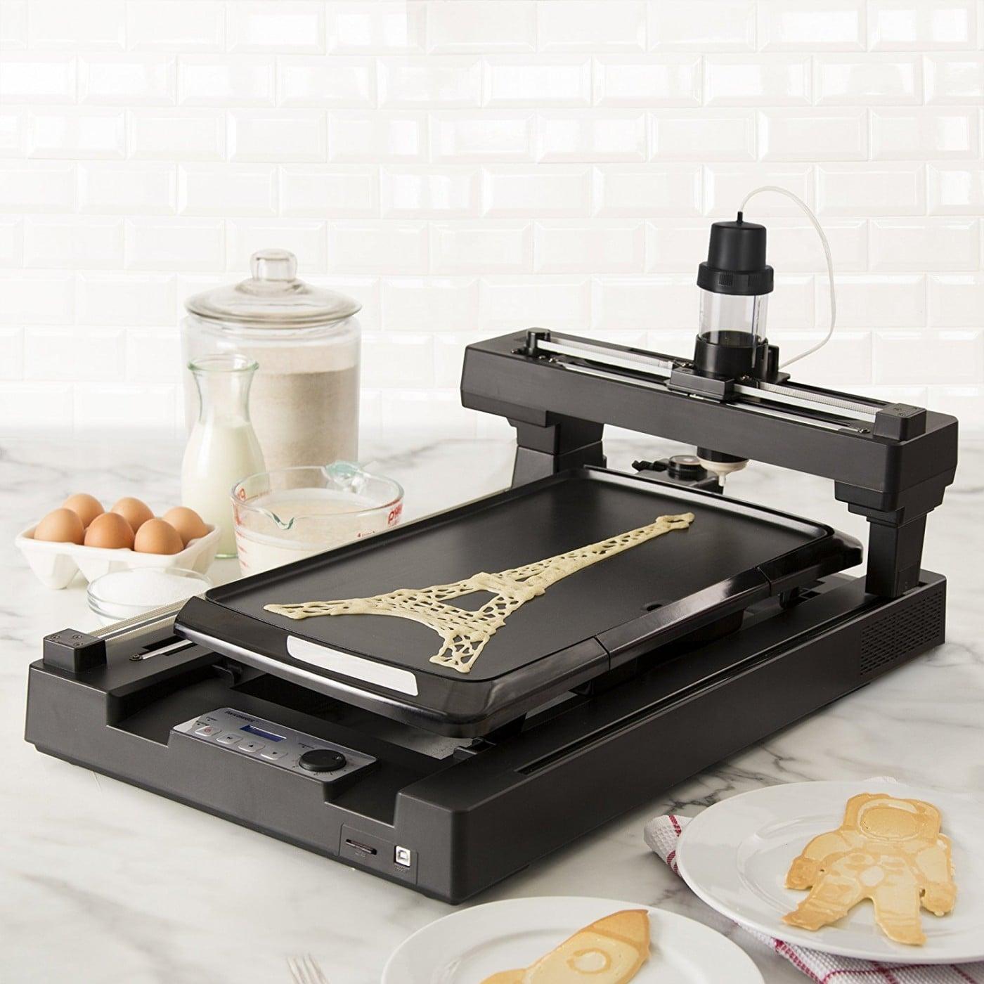 Photo of פסגת הטכנולוגיה הקולינרית: מדפסת לפנקייק המושלם נמכרת ברשת