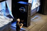 הפרוייקט החדש של AMD: קוואדריליון חישובים בשנייה בארון שרתים בודד