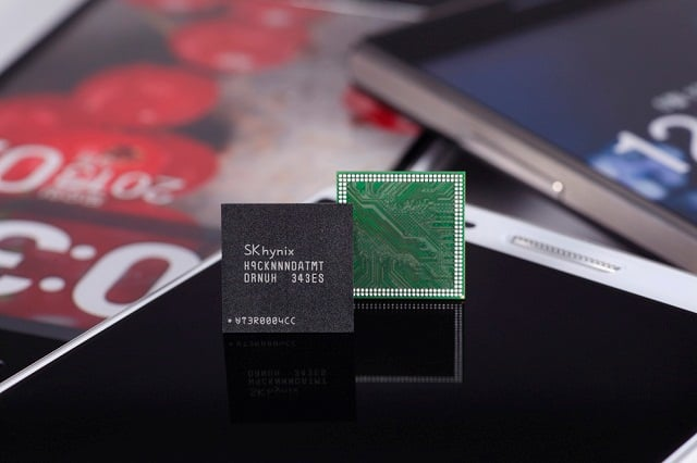Photo of Nor does it stop working: SK Hynix starts producing NAND chips with 72 layers