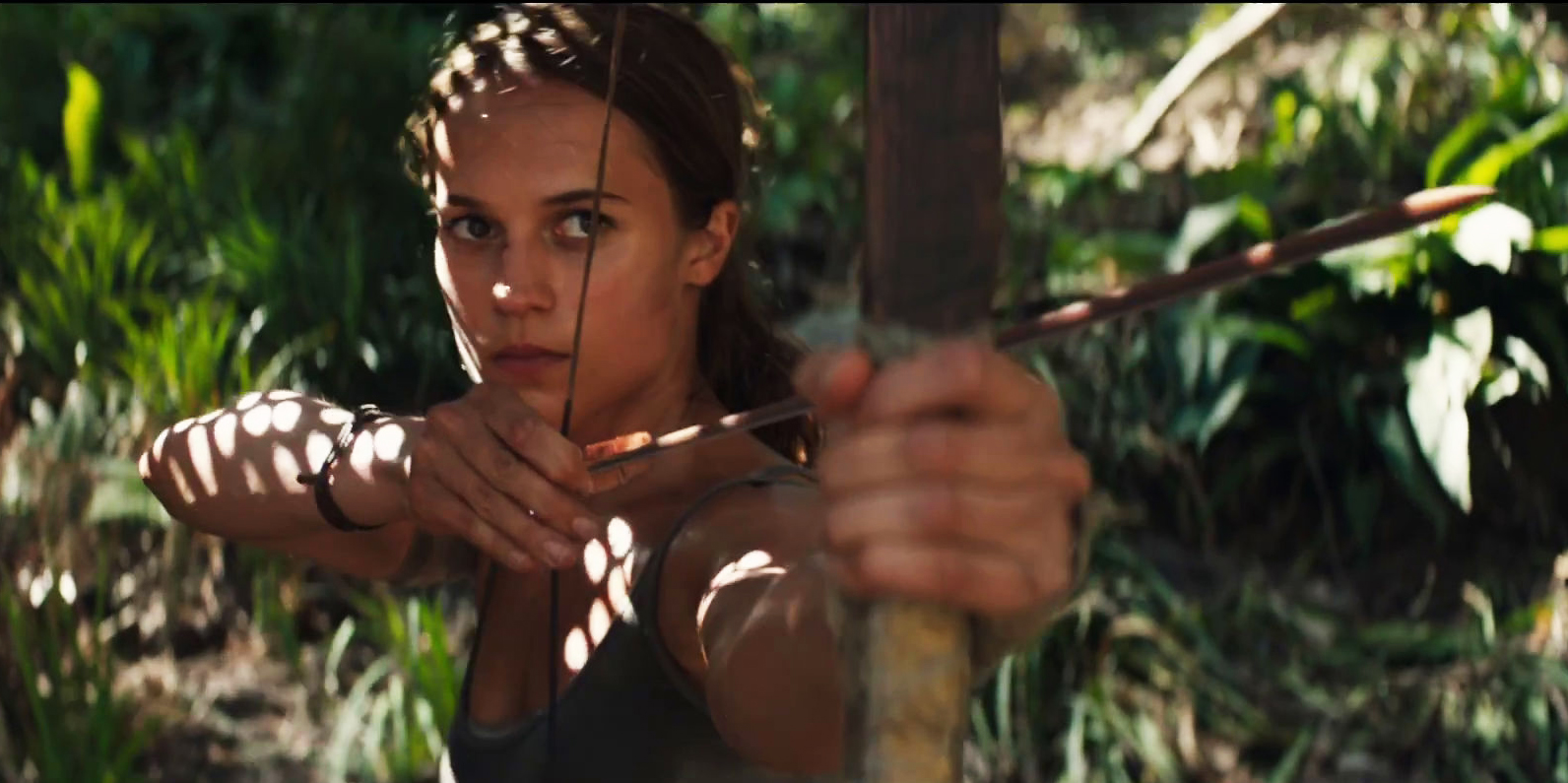 Photo of The first Tomb Raider movie trailer unveiled