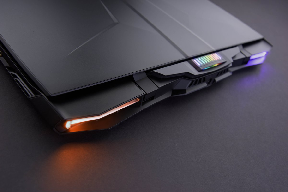 Photo of Like a fighter jet: Gigabyte's new monstrous laptop