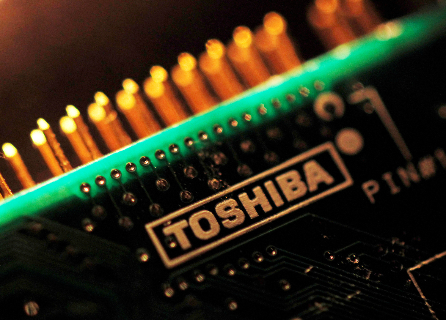 Photo of the complicated deal to buy Toshiba's NAND chip division