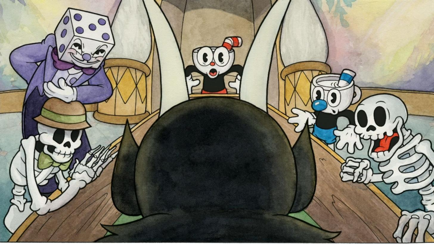 Photo of colorful, stylish - and especially difficult: the game Cuphead in review