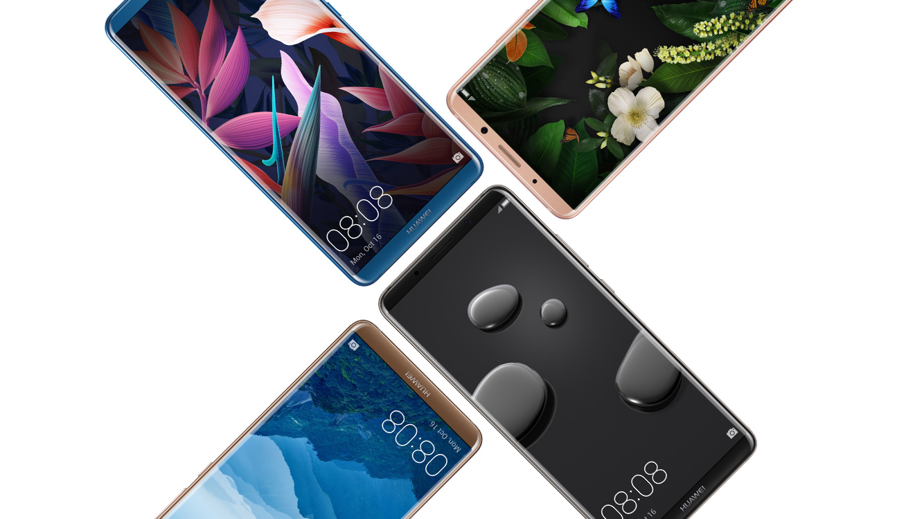 Photo of Like everyone else, but a little different: Get to know the three Huawei flagship devices