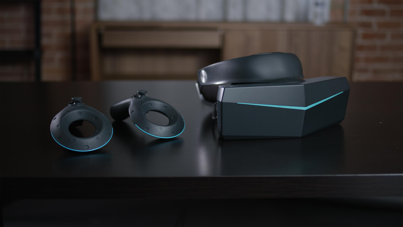 Photo of משקפי מציאות מדומה שמציגים ב-8K הפכו ללהיט מימון המונים
