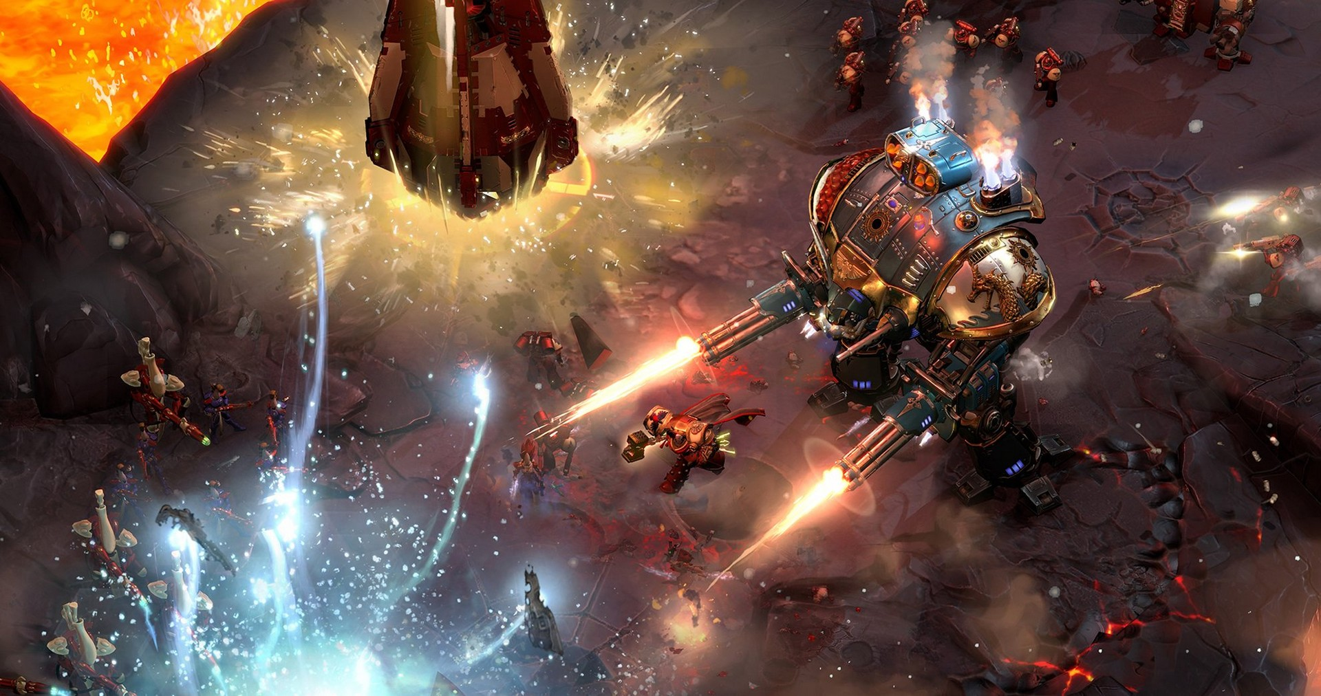 Photo of Second Chance First Impression: Dawn of War 3 is available for free this weekend