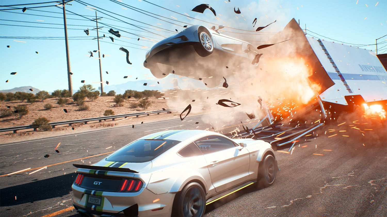Photo of Another small victory for players: Digital purchases in Need for Speed ​​Payback are becoming more moderate