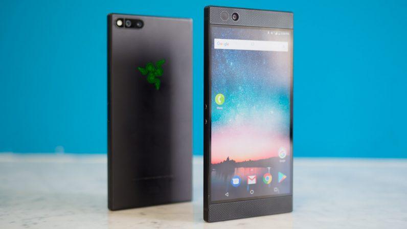 Photo of Razer's smartphone: a first glimpse of the future