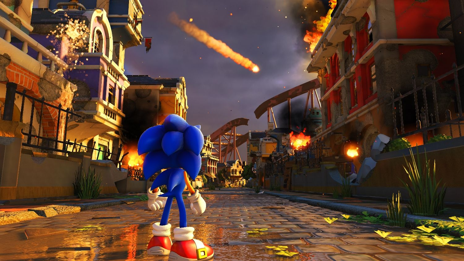 Photo of the hedgehog that disappointed me: Sonic Forces in review